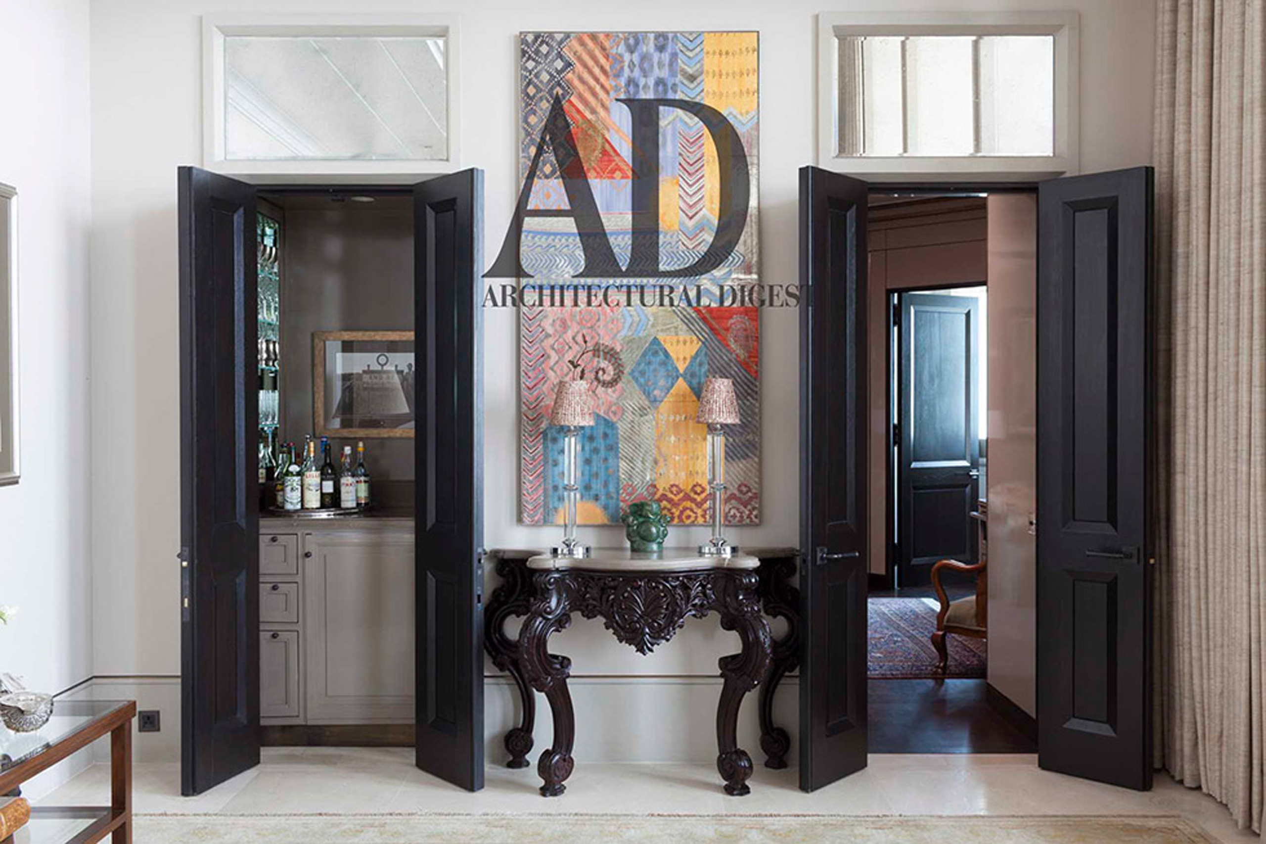 Architectural Digest - Apartment Interior