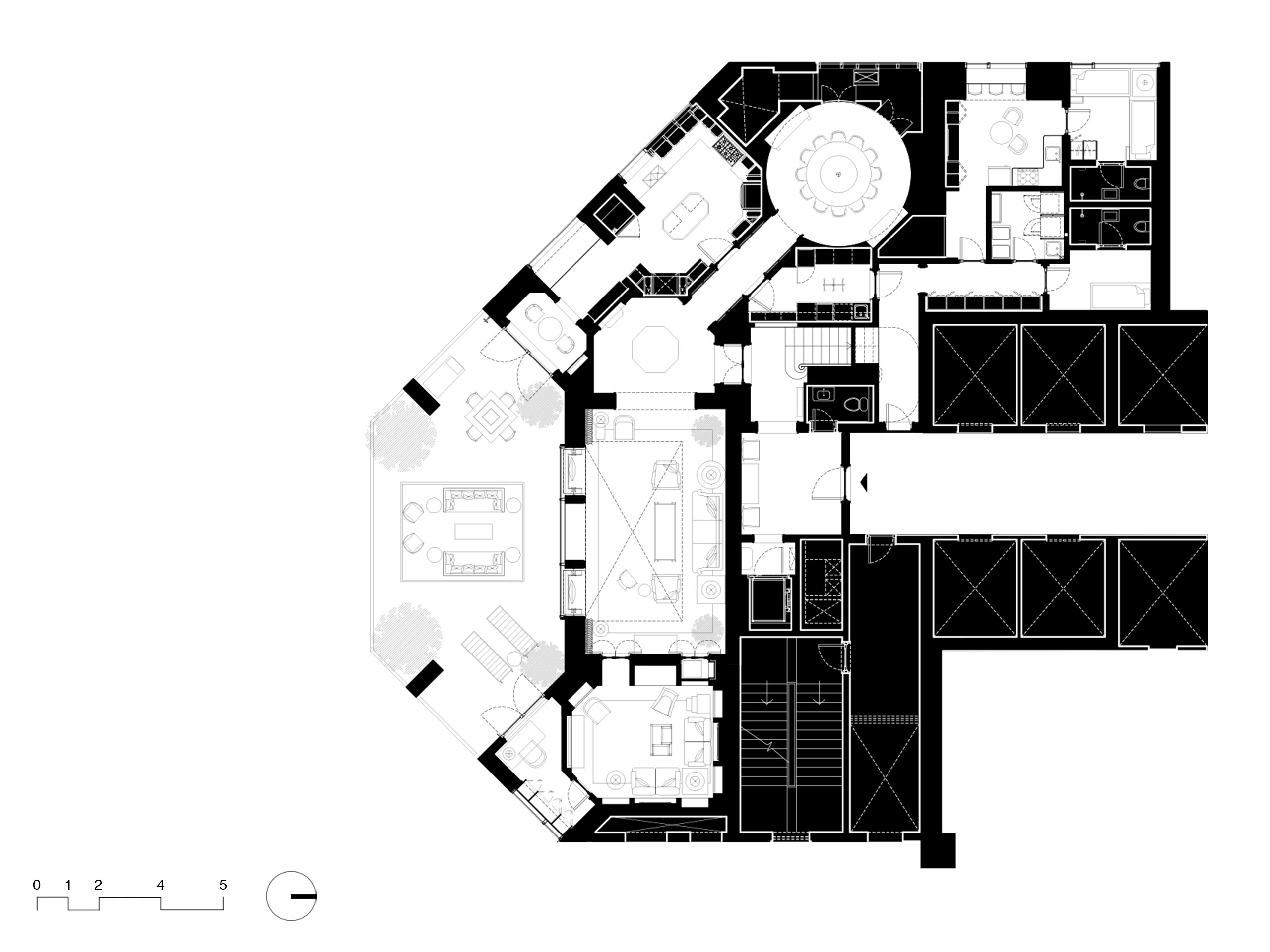floor plan duplex apartment interior mumbai india