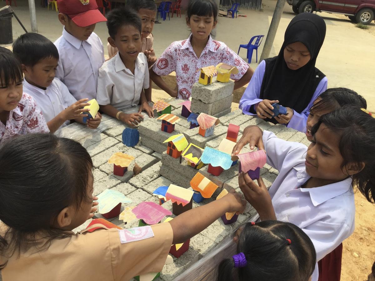 Etania Greenschool, Sabah, Malaysia