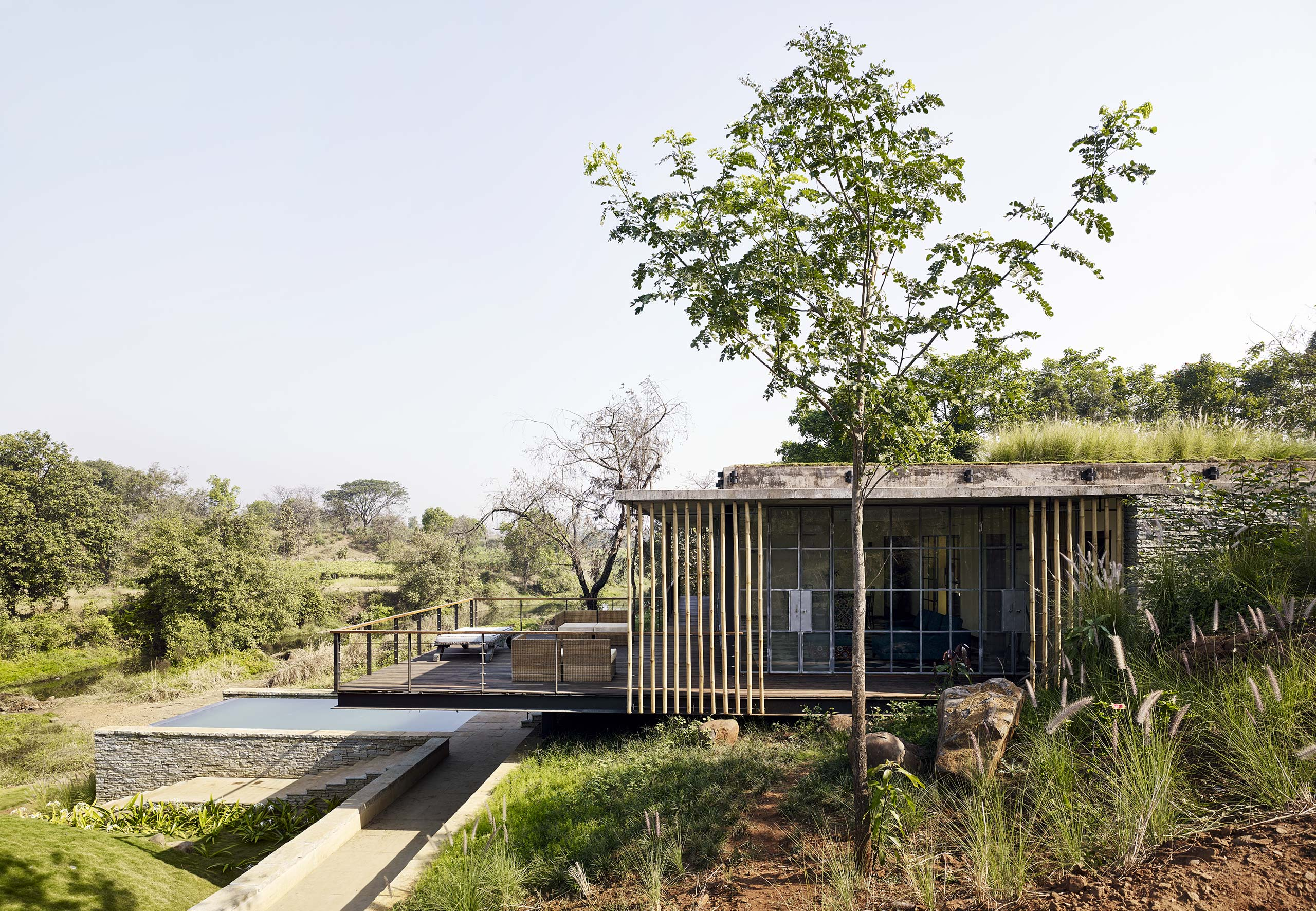 Architecture of the Year Award - Riparian House
