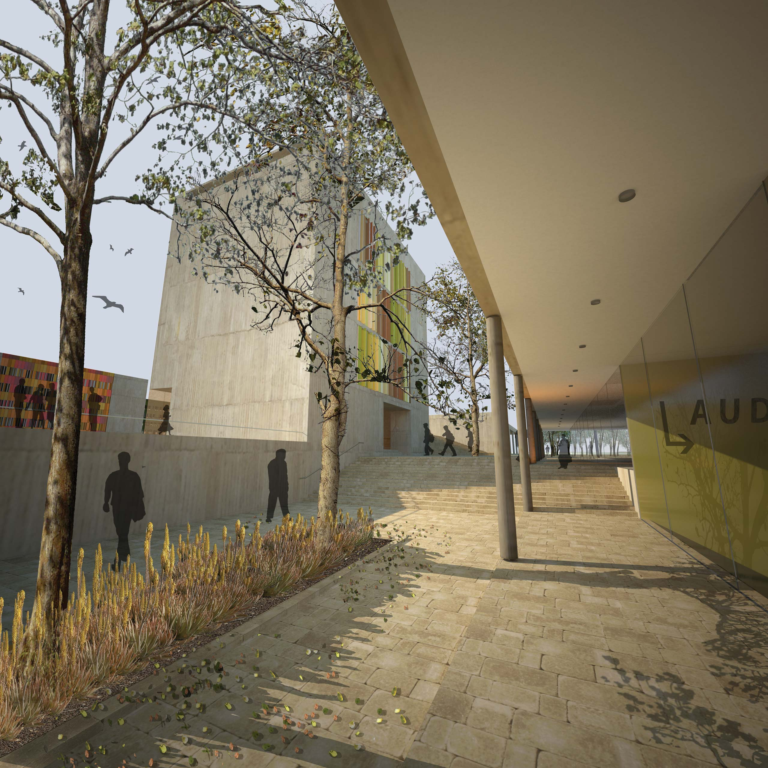 school of planning and architecture New Delhi competition design