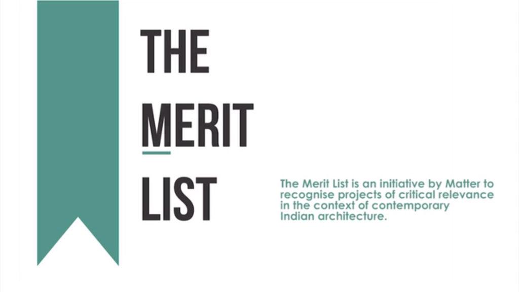 The Merit List - Design Award