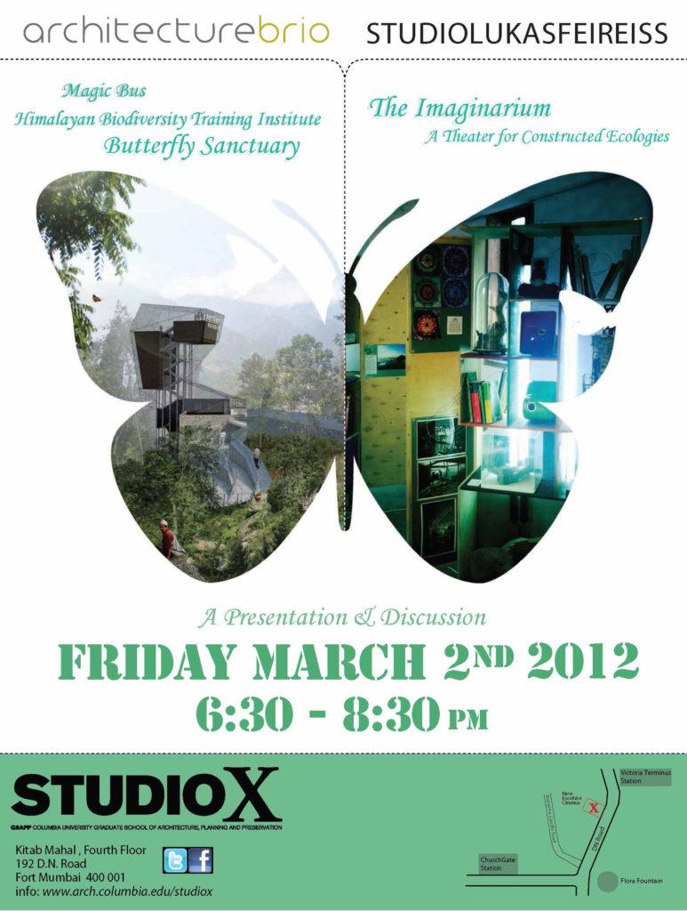 Lecture Architecture BRIO Studio-X