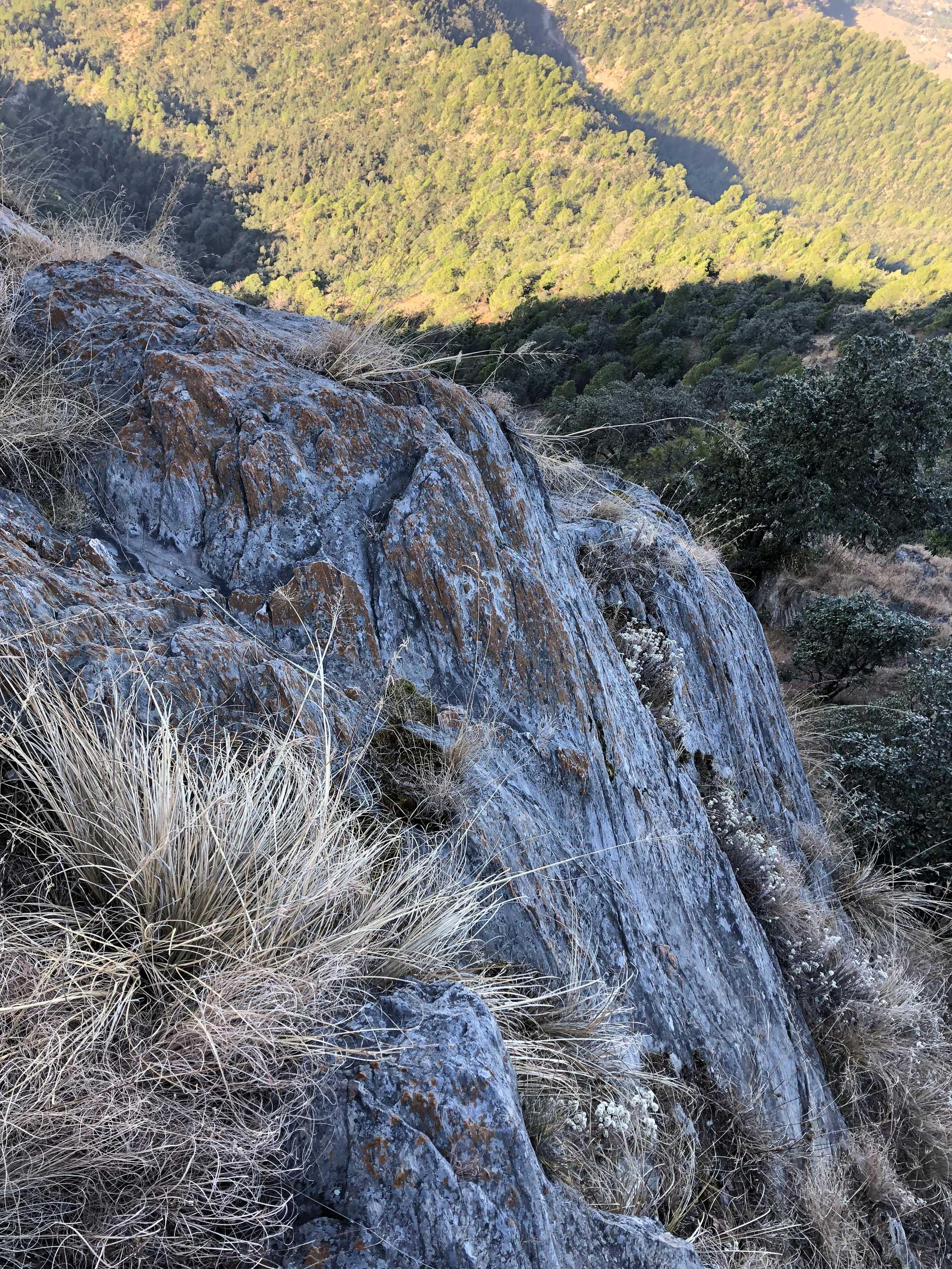 Himalayas, Rock Cliff