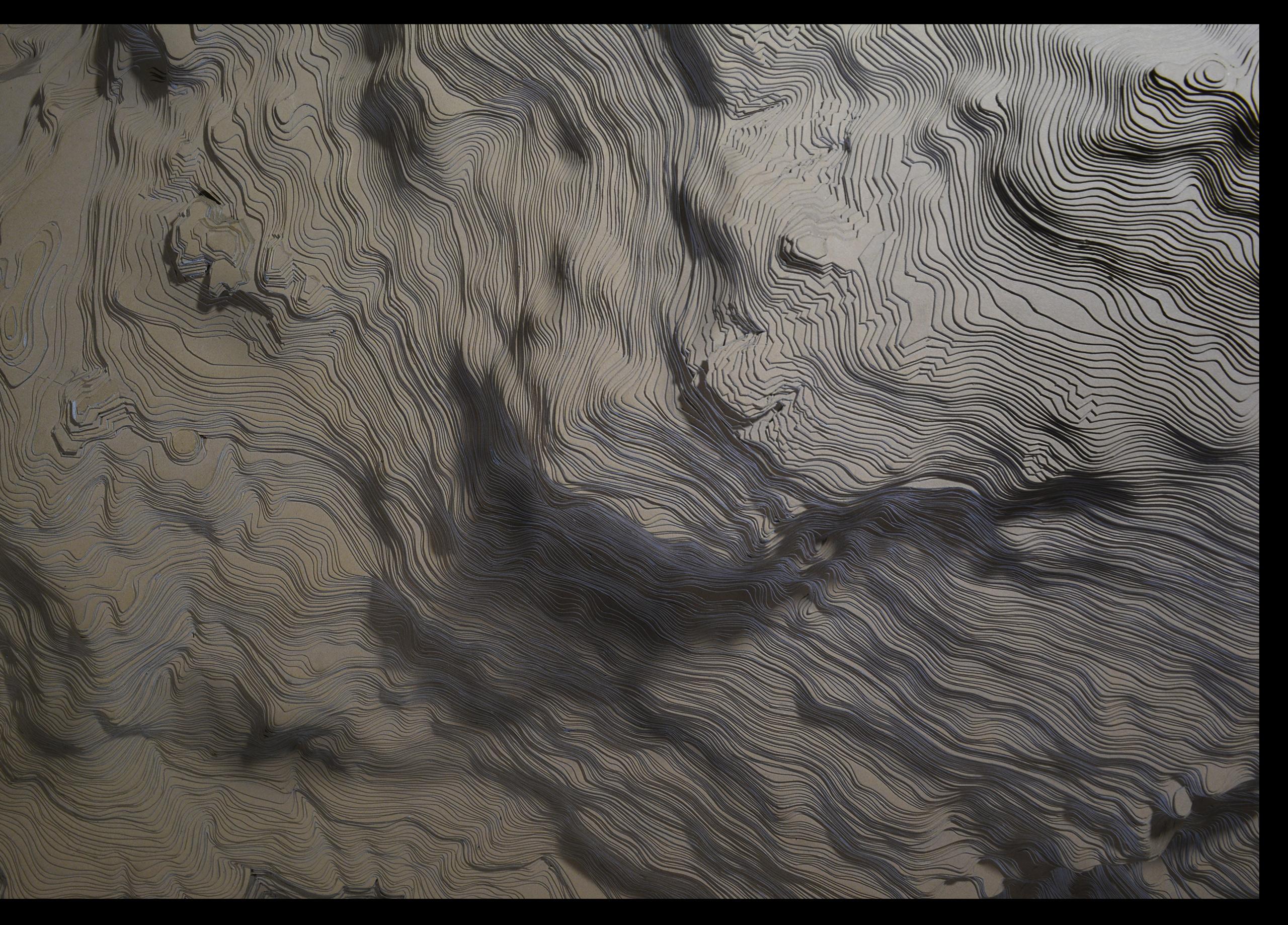 Mountain Cabin - Himalayas, Site Model