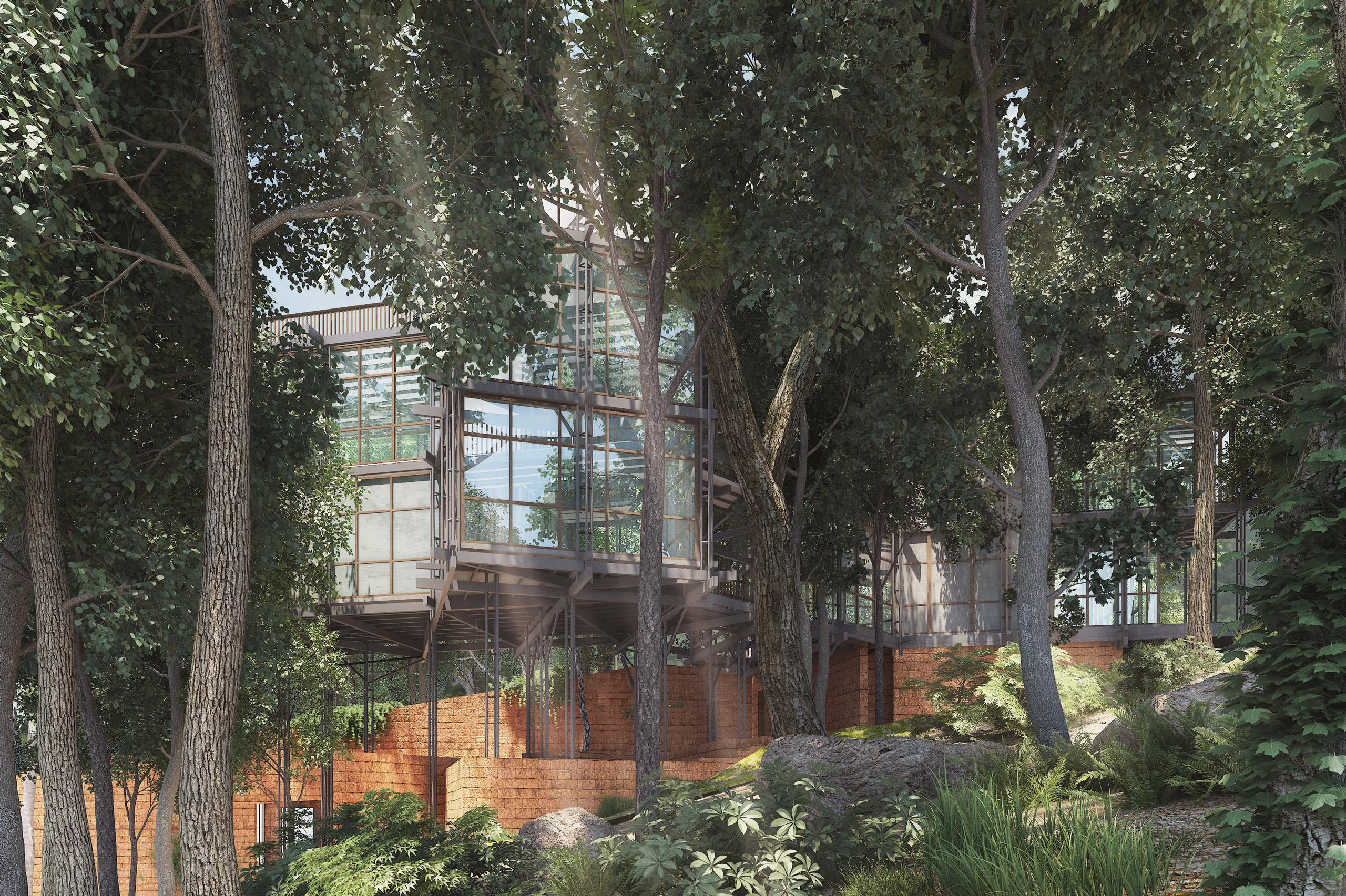 canopy villa goa india
