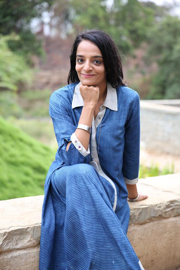 Indiaas Architect Shefali Balwani Portret