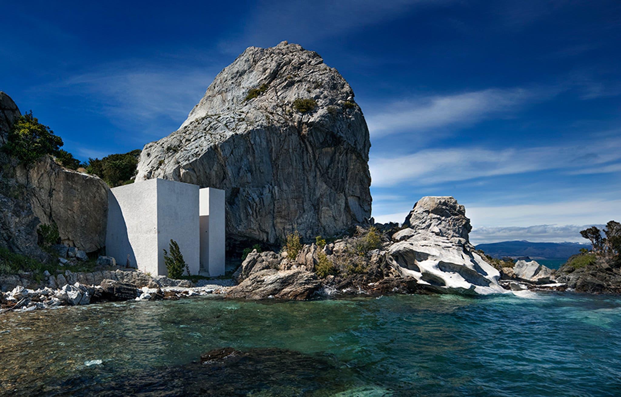 elemental living residence by artist Not Vital