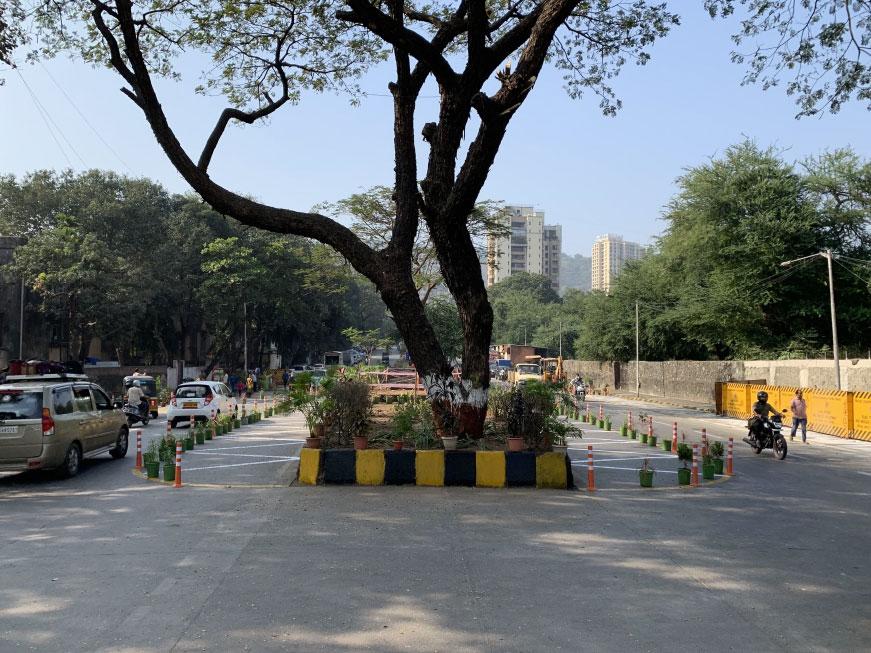 Mumbai Street Lab Test on Site