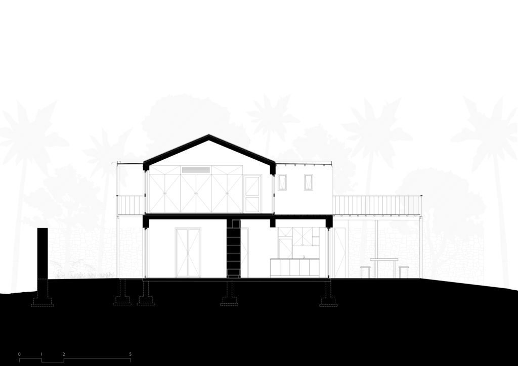 House in alibag Section