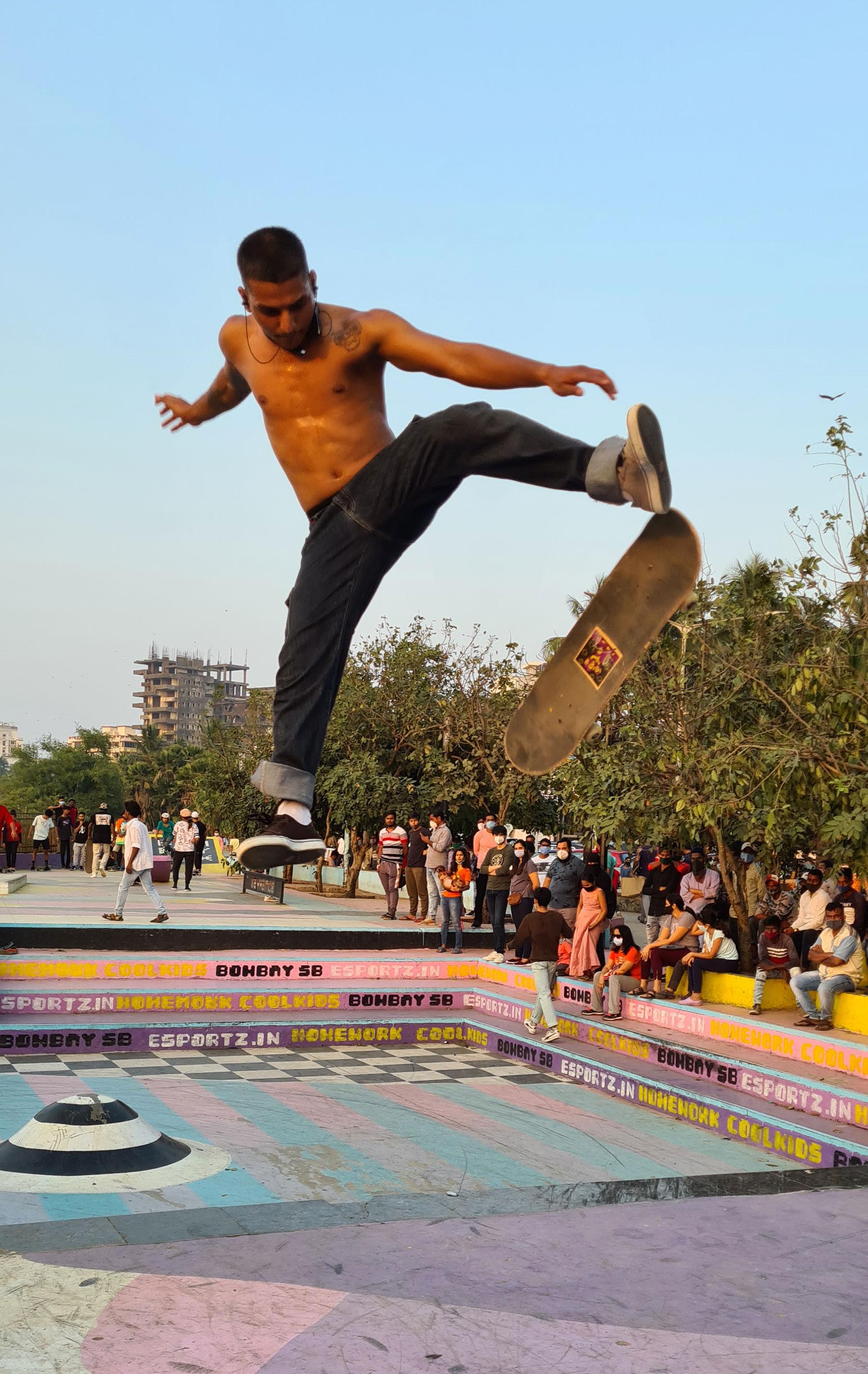 skatepark Carter road