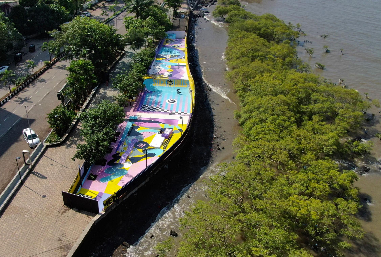 skate park bandra mumbai