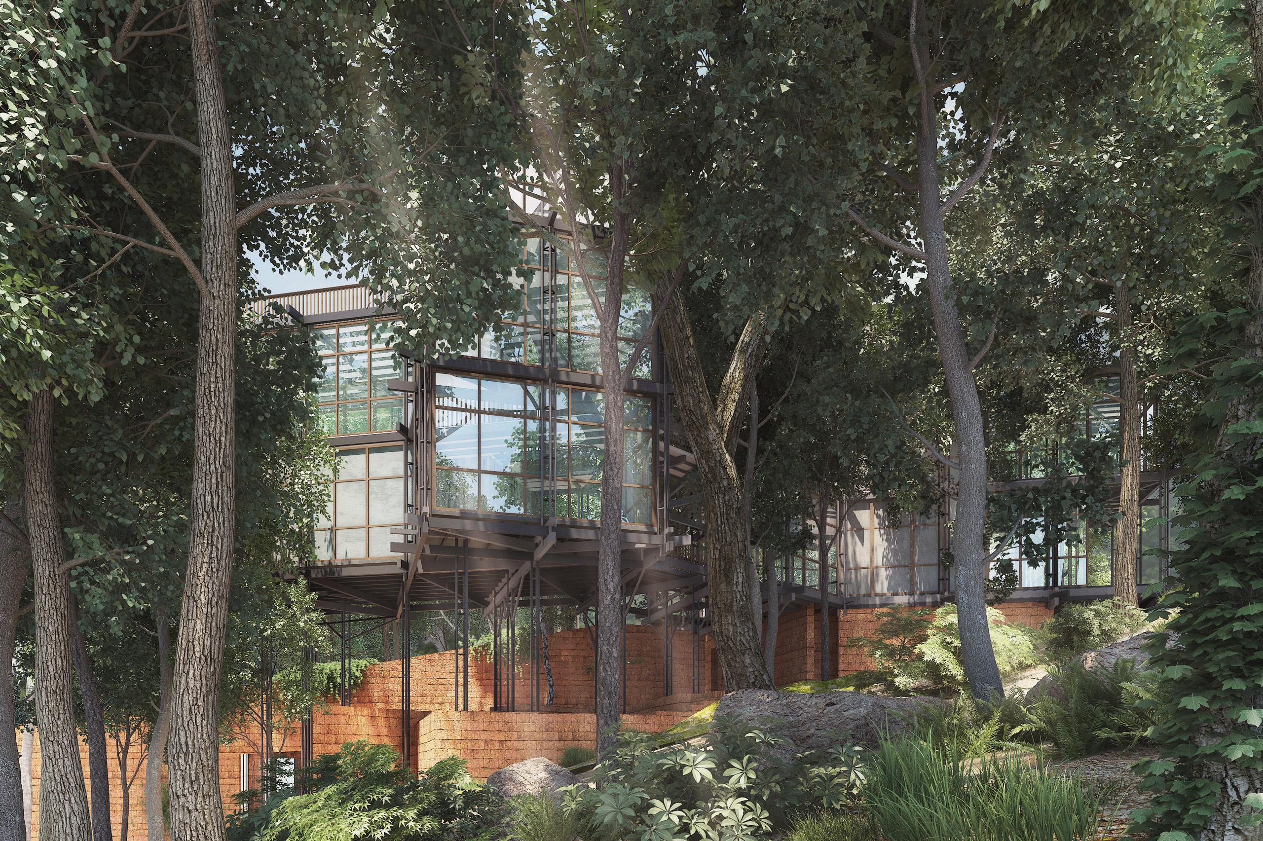 Canopy Villa Socorro Villa-Goa