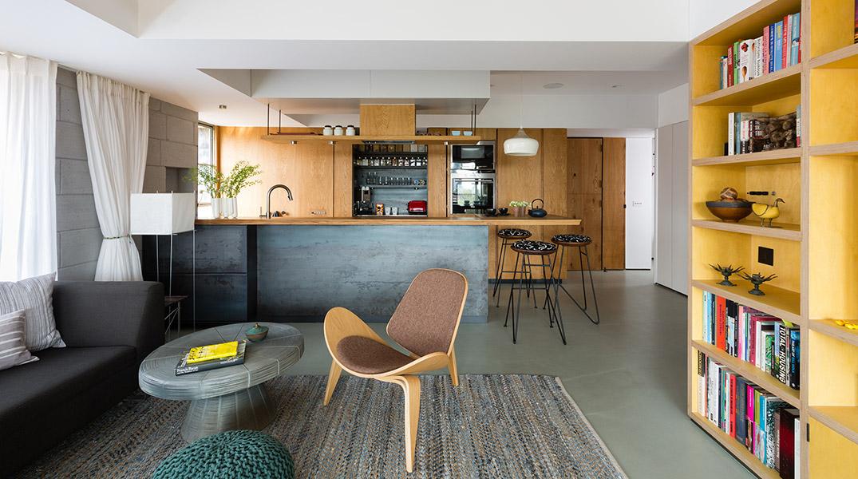 Casa Brio Apartment Interior Design Of A Small Apartment In Mumbai