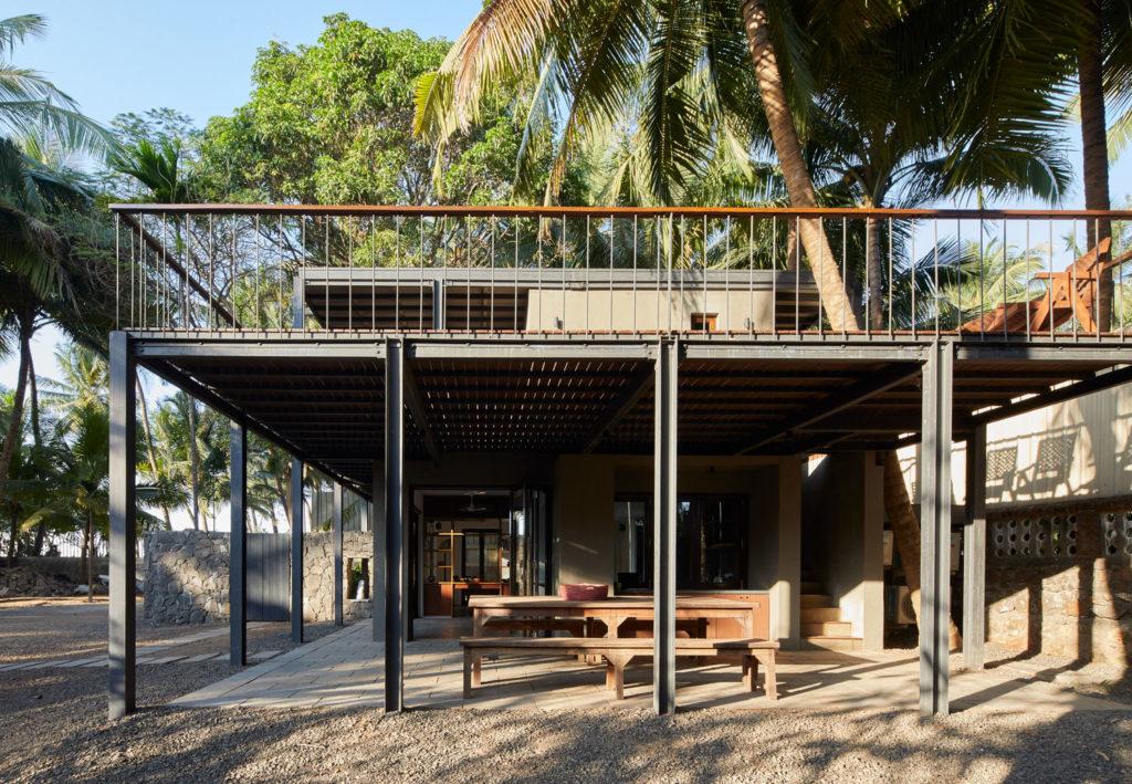 Refurbishment of old bungalow in Alibag