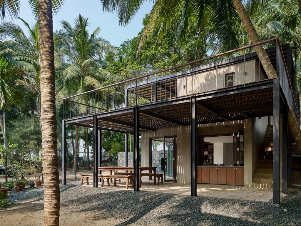 Villa Refurbishment in Coastal Area