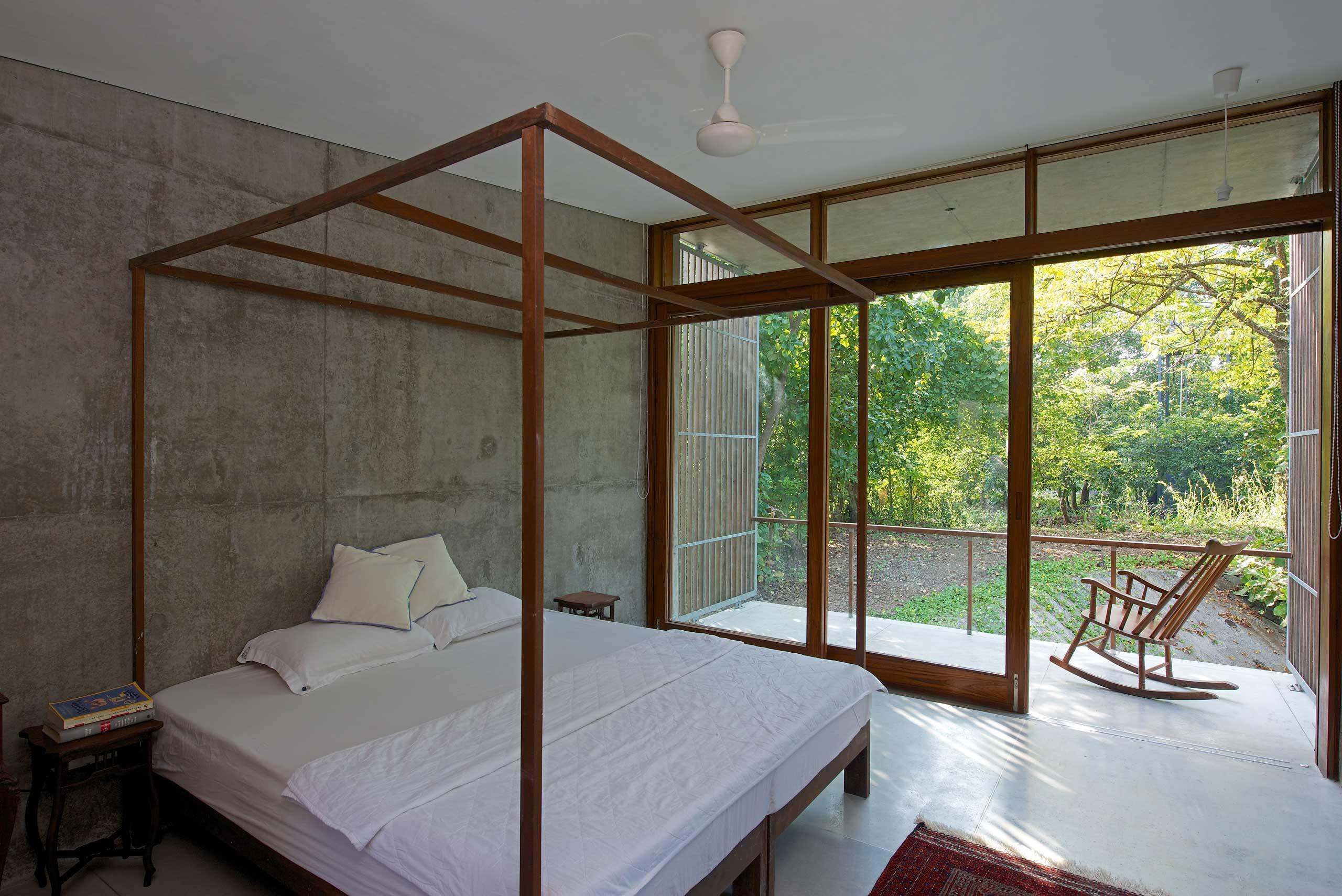 guest room house on a stream Alibaug india