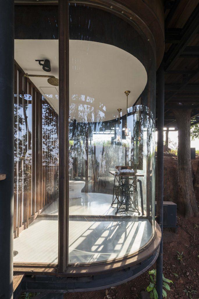 Tala Treehouse Villa Architecture Brio