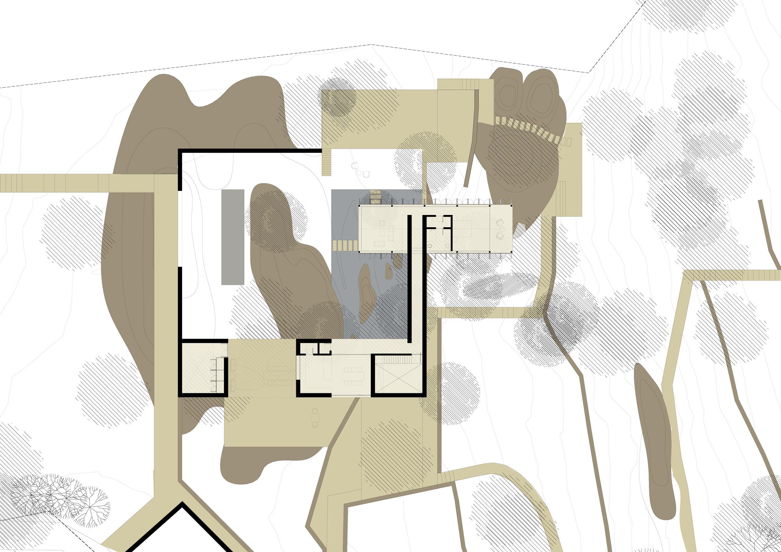 Forest Home Temenos Plan