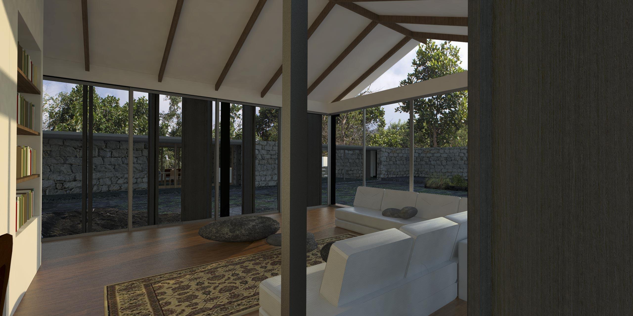Temenos Living room