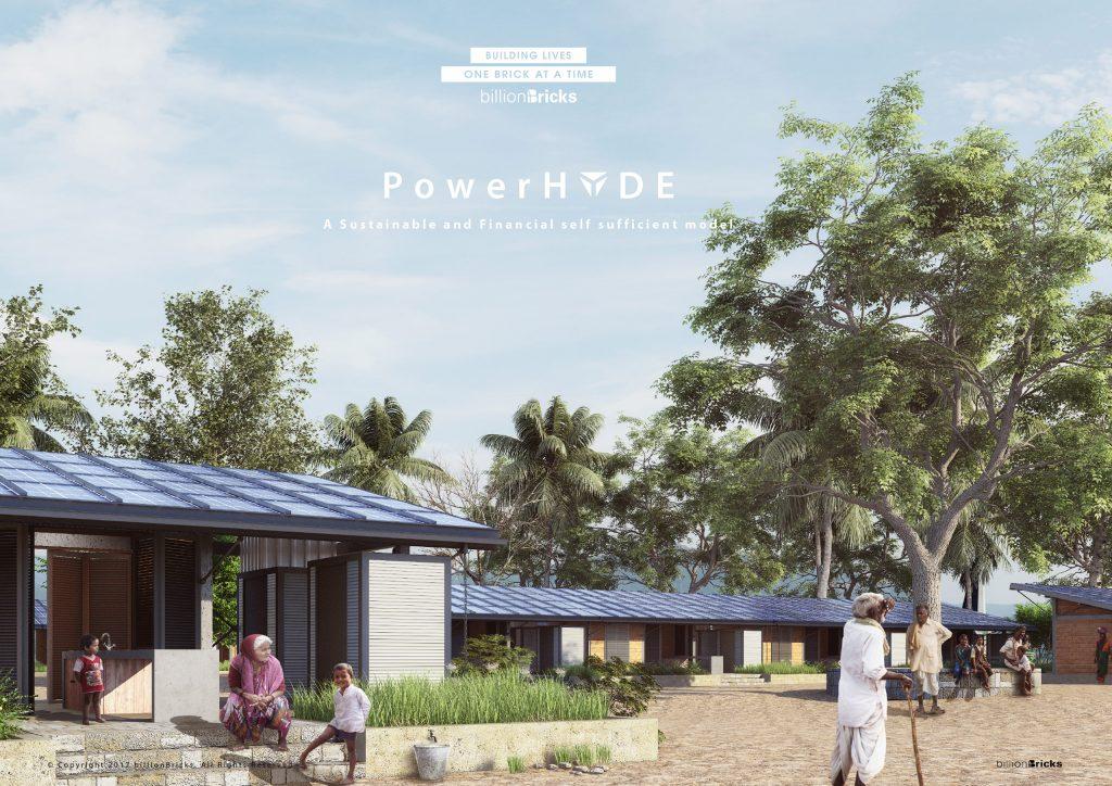 powerHYDE self financing home